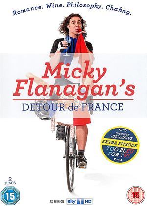 Rent Micky Flanagan: Detour de France Online DVD Rental