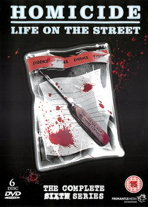 Homicide: Life on the Street: Series 6 Online DVD Rental