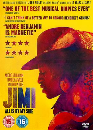 Jimi: All Is by My Side Online DVD Rental