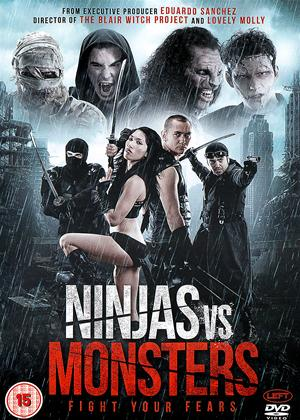 Ninjas vs. Monsters Online DVD Rental