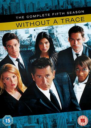 Without a Trace: Series 5 Online DVD Rental