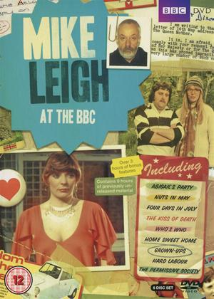 Rent Mike Leigh at the BBC: Nuts in May / The Kiss of Death Online DVD Rental