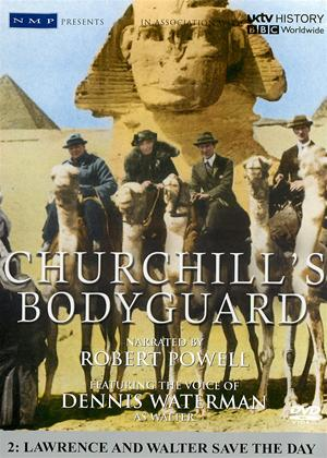 Rent Churchill's Bodyguard: Vol.2: Lawrence and Walter Save the Day Online DVD Rental