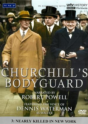 Churchill's Bodyguard: Vol.3: Nearly Killed in New York Online DVD Rental
