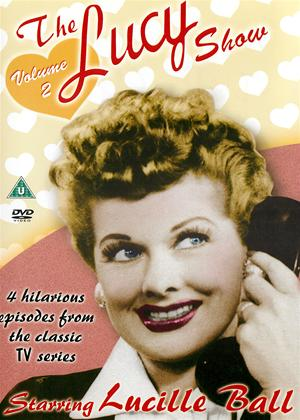 Rent The Lucy Show: Vol.2 Online DVD Rental