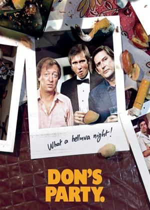 Don's Party Online DVD Rental