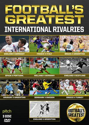 Rent International Football Rivalries Online DVD Rental