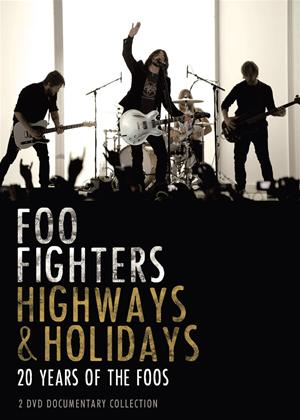 Foo Fighters: Highways and Holidays Online DVD Rental