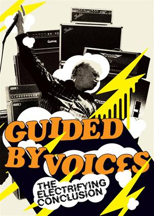 Guided by Voices: The Electrifying Conclusion Online DVD Rental