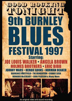 Good Rocking Tonight: 9th Burnley Blues Festival 1997 Online DVD Rental