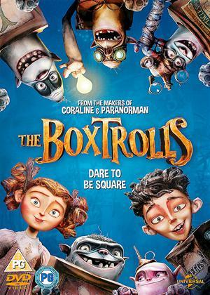 Rent The Boxtrolls Online DVD Rental