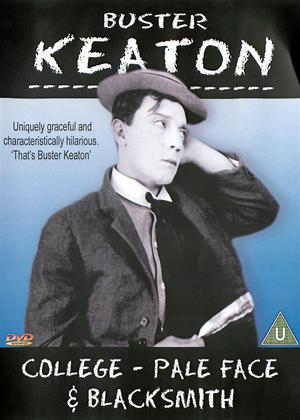 Rent Buster Keaton: College / Pale Face / Black Smith Online DVD Rental