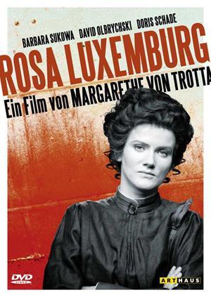 Rosa Luxemburg Online DVD Rental