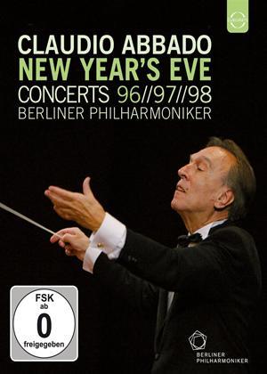 Rent New Year's Eve Concerts '96, '97, '98: Berliner Philharmoniker Online DVD Rental