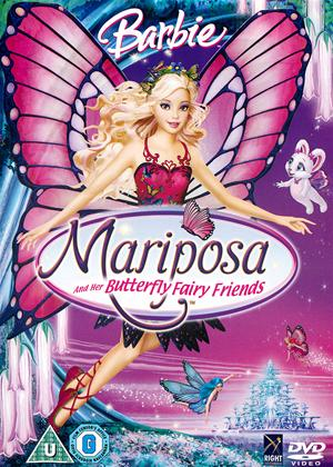 Rent Barbie: Mariposa and Her Butterfly Fairy Friends Online DVD Rental