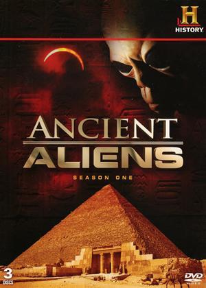 Rent Ancient Aliens: Series 1 Online DVD Rental