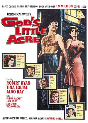 Rent God's Little Acre Online DVD Rental