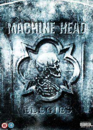 Machine Head: Elegies Online DVD Rental