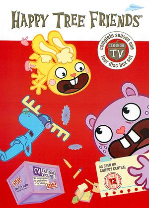 Happy Tree Friends: Series 1 Online DVD Rental
