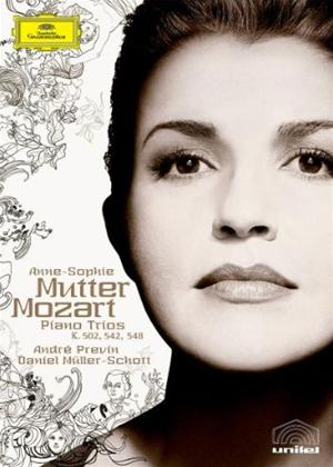 Mozart: Trios and Divertimento: Anne-Sophie Mutter Online DVD Rental