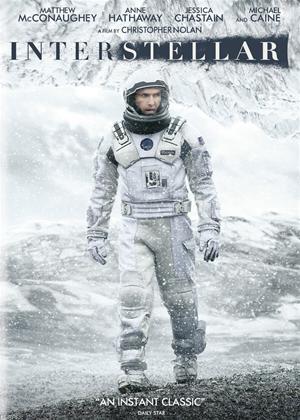 Interstellar Online DVD Rental