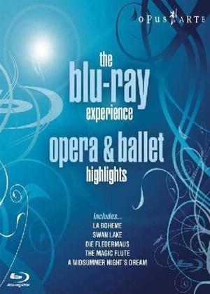 Rent Opera and Ballet: The Blu-ray Experience Online DVD Rental