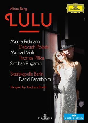 Rent Lulu: Staatsoper Im Schiller (Barenboim) Online DVD Rental