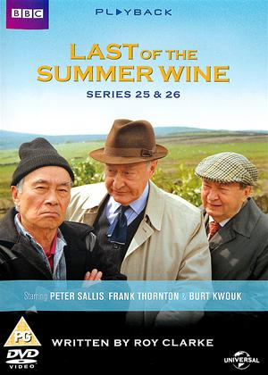 Last of the Summer Wine: Series 25 and 26 Online DVD Rental