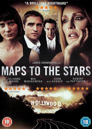 Maps to the Stars Online DVD Rental