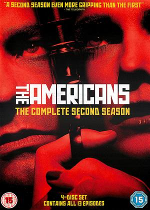 Rent The Americans: Series 2 Online DVD Rental