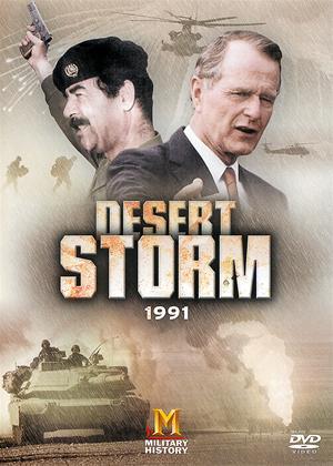 20th Century Conflicts: Desert Storm 1991 Online DVD Rental