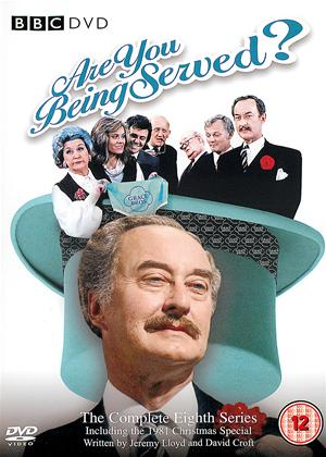 Are You Being Served?: Series 8 Online DVD Rental