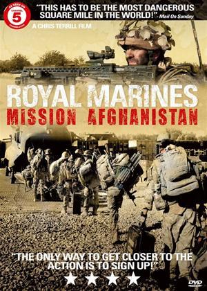 Rent Royal Marines: Mission Afghanistan Online DVD Rental