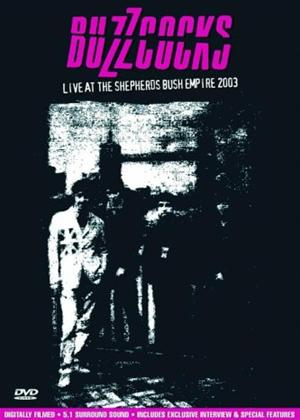 Rent Buzzcocks: Live at the Shepherd's Bush Empire 2003 Online DVD Rental