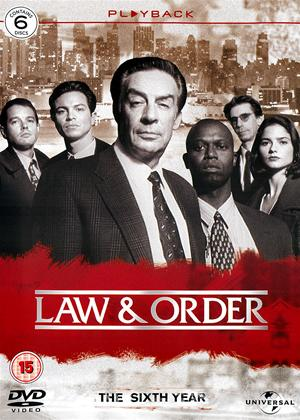 Law and Order: Series 6 Online DVD Rental