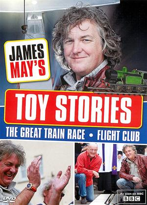 James May's Toy Stories: The Great Train Race / Flight Club Online DVD Rental