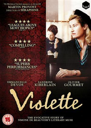 Violette Online DVD Rental