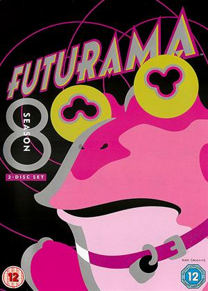 Futurama: Series 8 Online DVD Rental