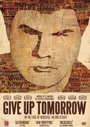 Rent Give Up Tomorrow Online DVD Rental