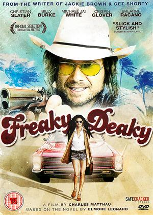 Rent Freaky Deaky Online DVD Rental