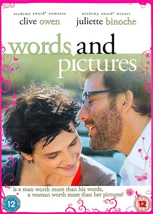 Words and Pictures Online DVD Rental