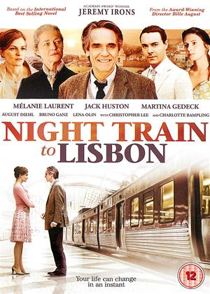 Night Train to Lisbon Online DVD Rental