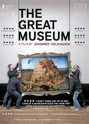The Great Museum Online DVD Rental