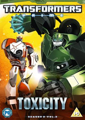 Rent Transformers Prime: Series 2: Toxicity Online DVD Rental