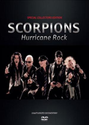 Scorpions: Hurricane Rock Online DVD Rental