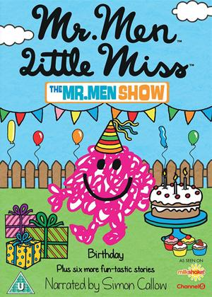 Rent The Mr. Men Show: Birthday Plus Six More Fun-Tastic Stories Online DVD Rental