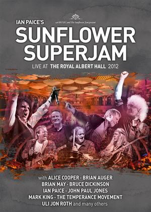 Rent Ian Paice's Sunflower Superjam Online DVD Rental