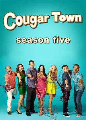 Rent Cougar Town: Series 5 Online DVD Rental