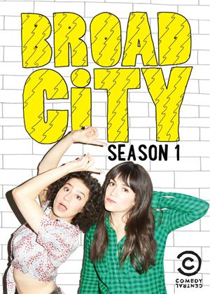 Rent Broad City: Series 1 Online DVD Rental
