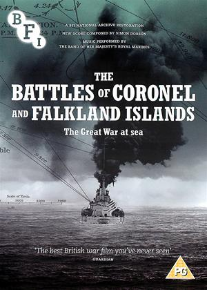 The Battles of Coronel and Falkland Islands Online DVD Rental